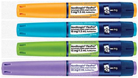 Norditropin Flexpro Pens